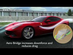 F12berlinetta - Focus on aerodynamics