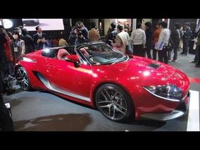 Toyota's next-generation GRMN SPORTS HYBRID Concept II #DigInfo