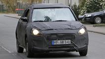 2017 Suzuki Swift spy photo