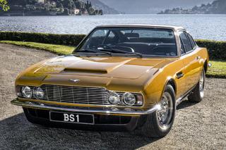 Aston Martin DBS from