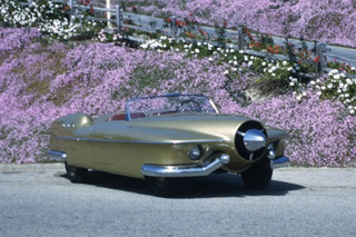 Manta Ray One-Off to Show at Amelia Island Concours d'Elegance