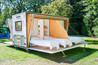 The Dutch Interpretation on the Fine Art of Glamping