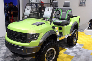 Ford Now Offering An Electric SVT Raptor – Sort Of