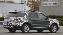 2016 Ford Explorer to debut in Los Angeles