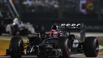 McLaren denies losing Johnnie Walker as sponsor