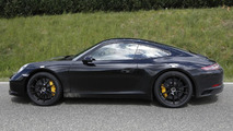 2016 Porsche 911 facelift spy photo