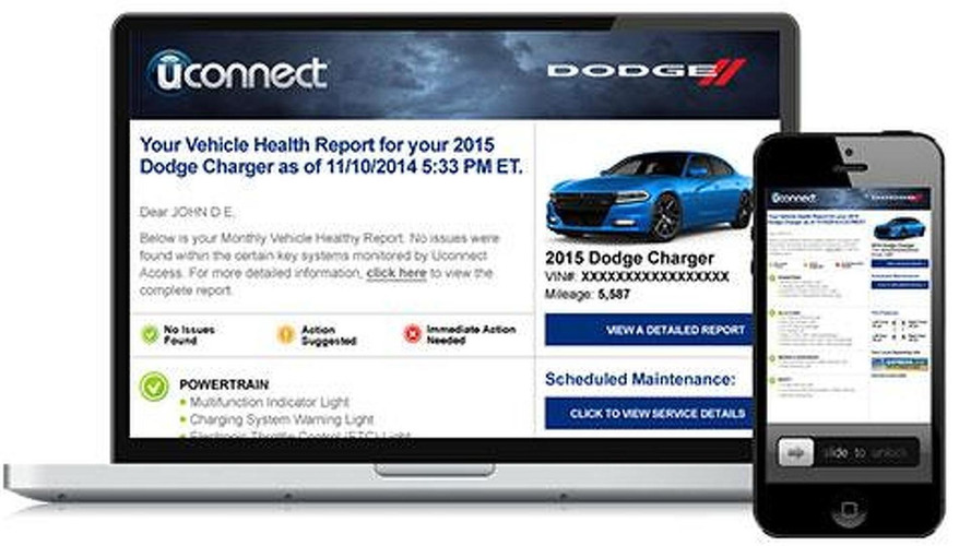 Chrysler unveils four new Uconnect Access services at CES [videos]