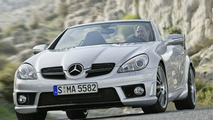 2008 Mercedes-Benz SLK Facelift