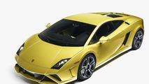 OFFICIAL: Lamborghini Gallardo LP 560-4 facelift & LP 570-4 Edizione Tecnica revealed