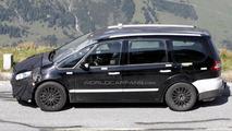 2013 Ford Galaxy mule 12.09.12 / Automedia