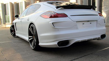 Porsche Panamera White Storm Edition by Anderson Germany 03.8.2012