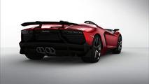 Special one-off Lamborghini Aventador Jota Speedster