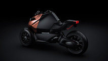 Peugeot Onyx Concept Scooter