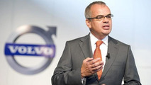 Volvo chief Stefan Jacoby suffers mild stroke, takes sick leave