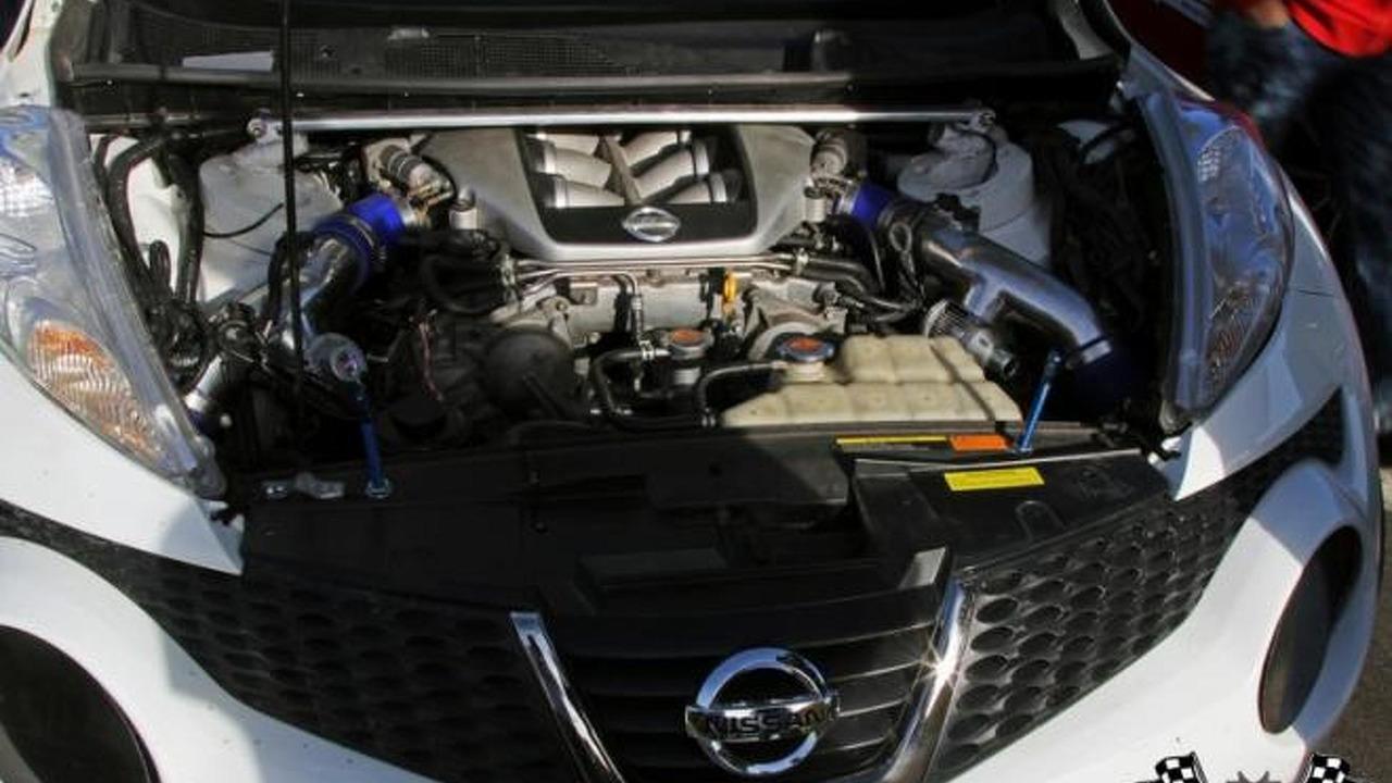 Custom Nissan Juke-R