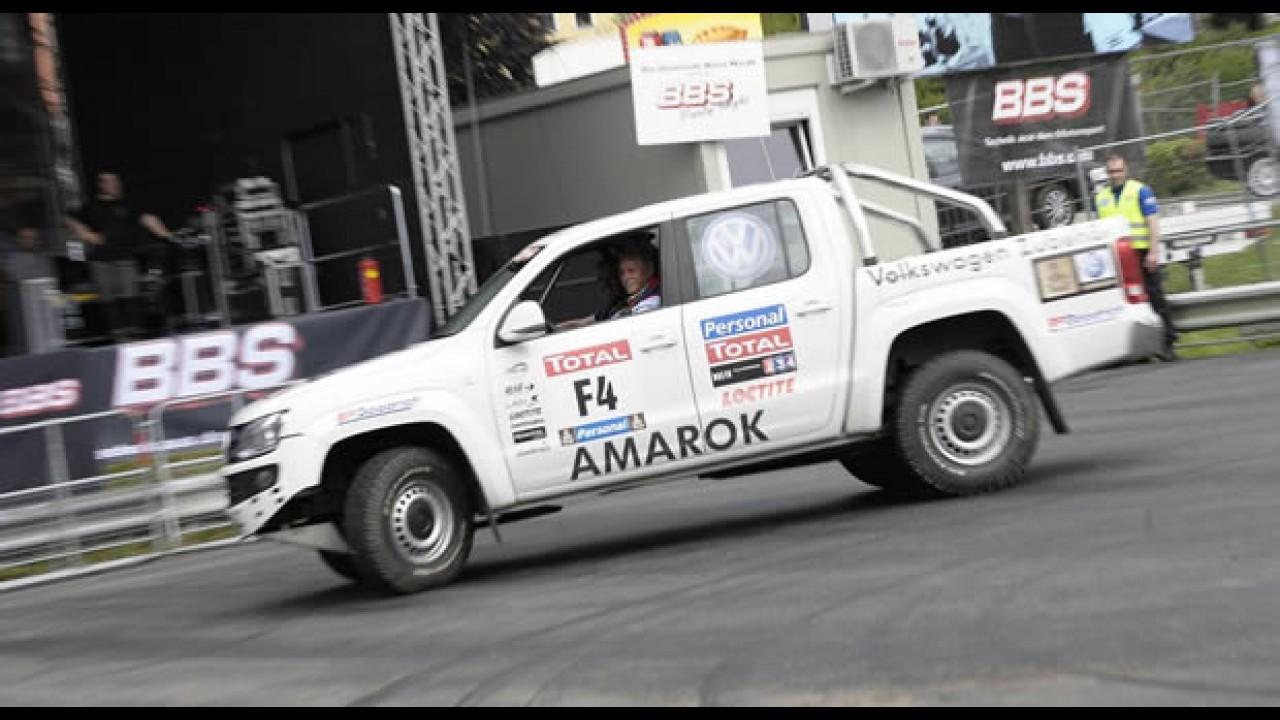 Amarok estreia no mundo do tuning alemão