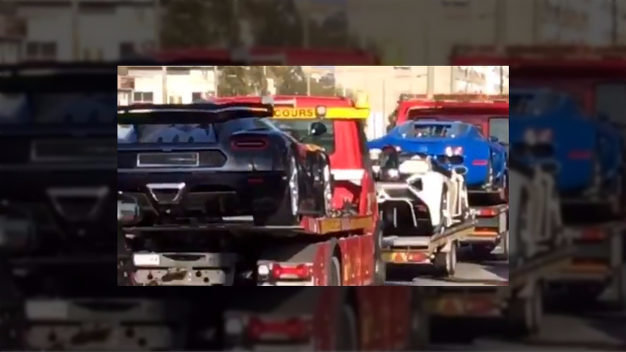 Supercars worth $8M seized from African dictator's son - again