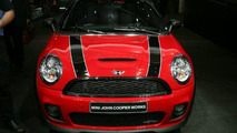 Mini John Cooper Works and Clubman in Geneva