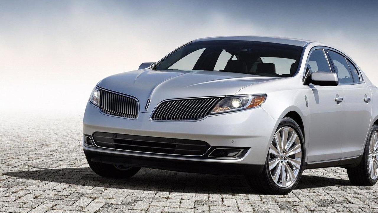 2013 Lincoln MKS 17.11.2011