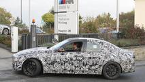 2014 BMW M3 spied at new M test center 18.10.2011