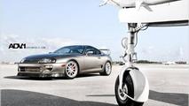Toyota Supra with ADV.1 wheels, 1024, 23.12.2011