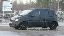 SPY PHOTOS: New Opel Agila