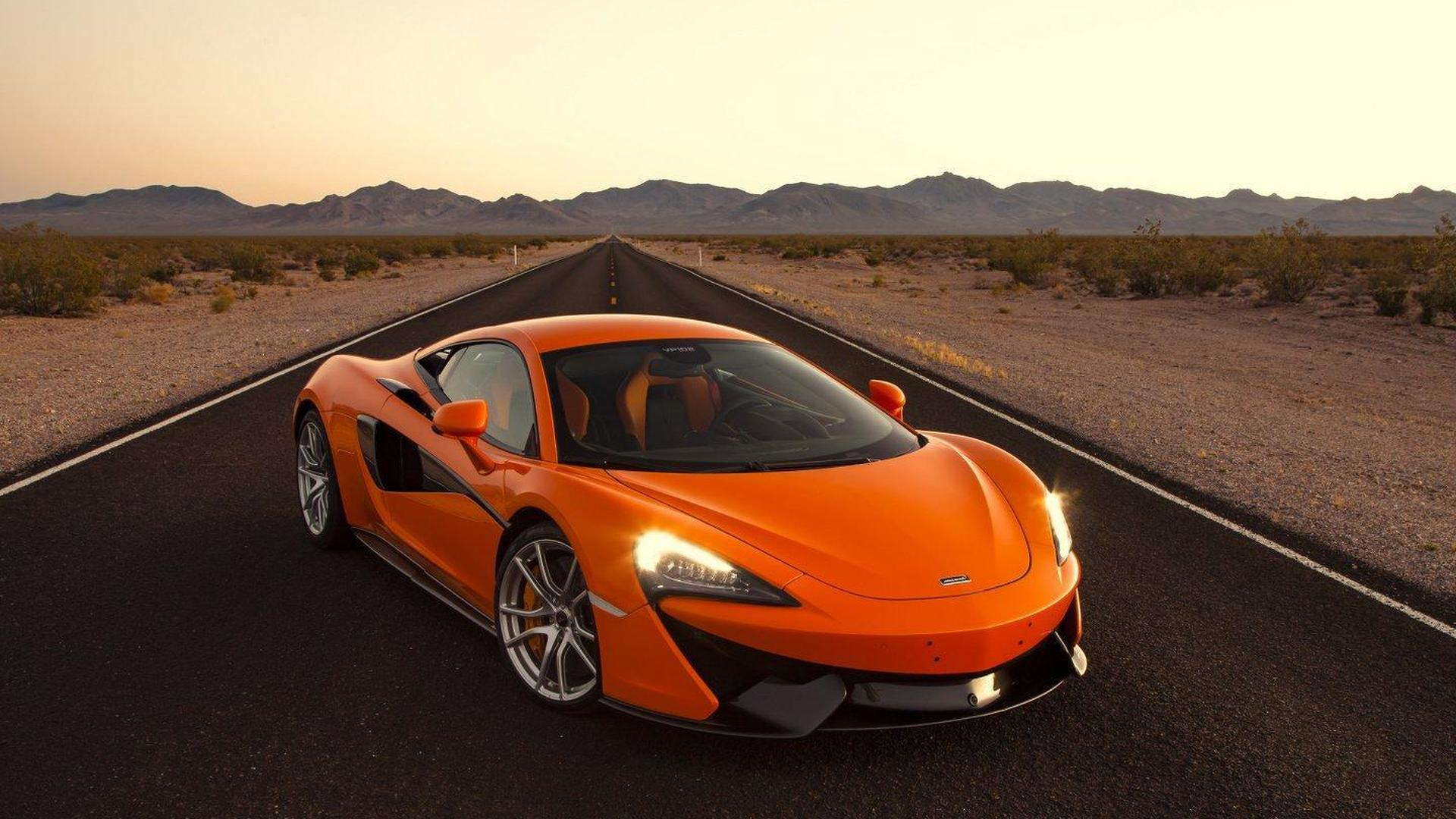 McLaren Sport Series goes into production