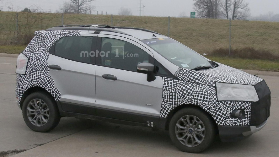 Ford EcoSport confirmed for U.S. debut on Monday