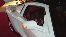 Revenge Designs GTM-R Makes NAIAS Debut - priced at $145K
