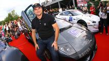 Hans Reiter / Head of Reiter Engineering - Lamborghini Murcielago RSV 2010 launch