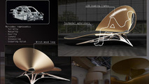 Mercedes-Benz Style furniture design sketch 05.05.2010