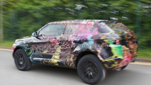 2011 Range Rover LRX 3-door compact SUV spy photo 18.05.2010