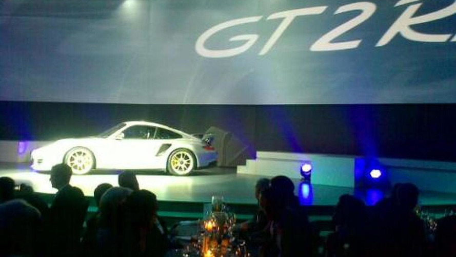 Mark Webber takes his own Porsche 911 GT2 RS for a spin [video]