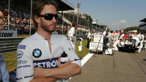 Mercedes not confirming Heidfeld reports