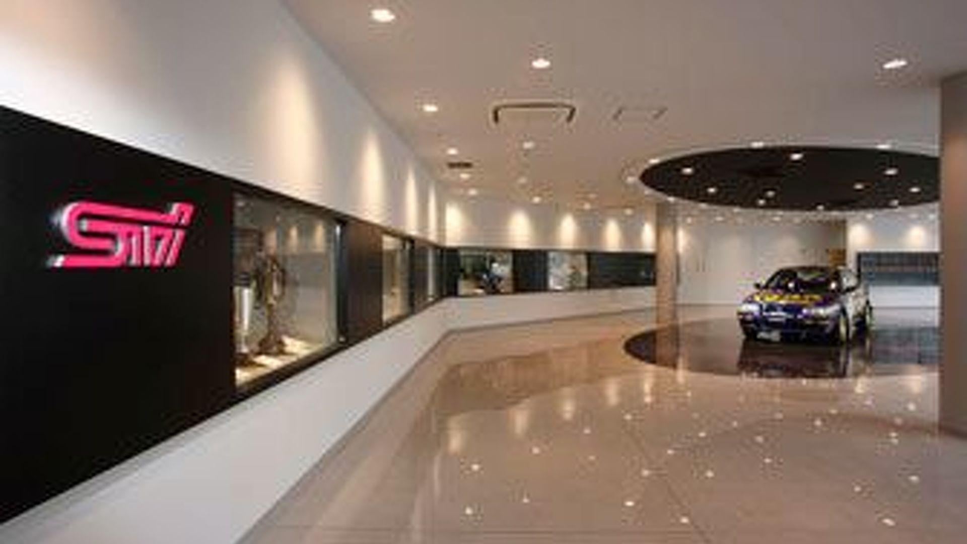 STI Gallery Opens in Tokyo