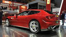 Ferrari FF takes a bow in Geneva