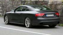 Audi RS5 prototype spy photo in Spain