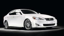 Lexus LS600h facelift, GS450h and IS250 F-Sport to Debut in Frankfurt