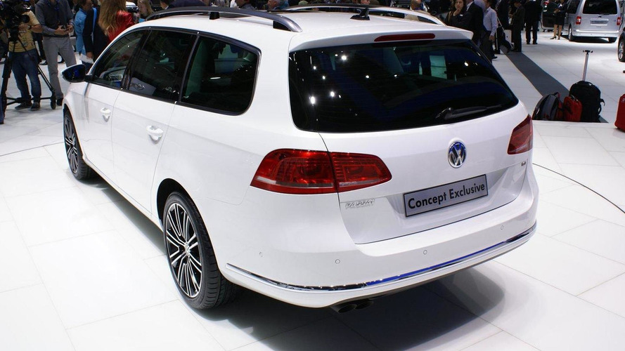 2011 Volkswagen Passat facelift unveiled in Paris
