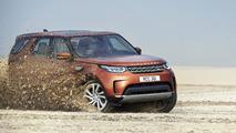 Le Land Rover Discovery sera produit au Royaume-Uni et en Slovaquie
