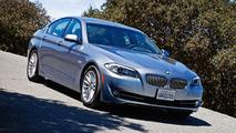 Stolen BMW remotely locks suspected thief inside