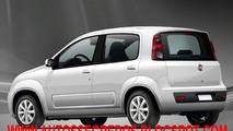 Fiat Uno Revival Photos Leak