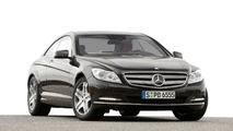 2011 Mercedes-Benz CL facelift first photos, 1600, 02.07.2010