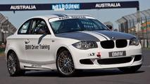BMW 135i Performance Package at Albert Park Australia