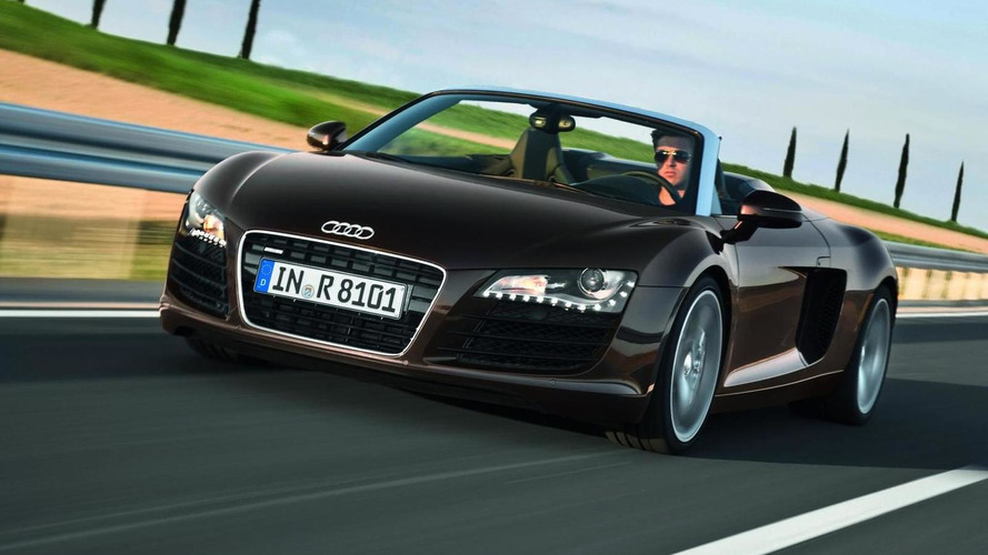 Happy New Year - Audi jacks up prices for 2011