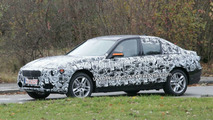 2012 BMW 3-Series Spied on the Road