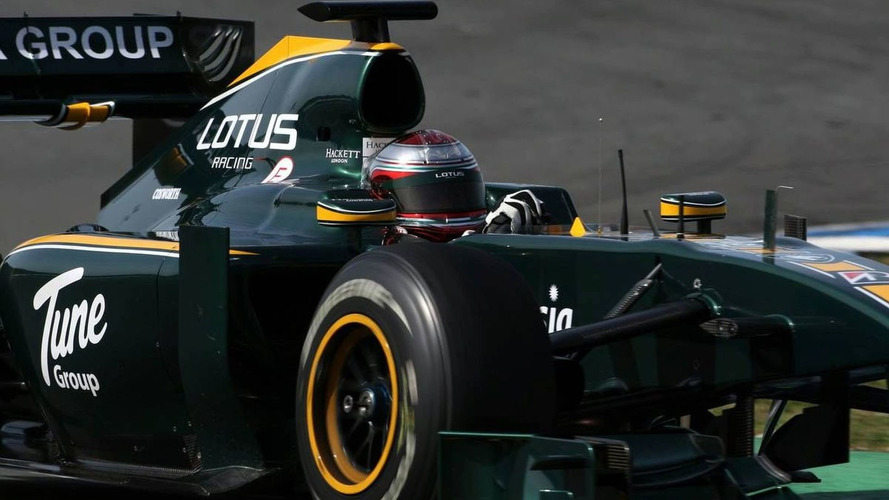 Lotus would vote against 107pc rule