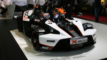 KTM X-Bow ROC in Geneva