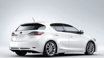 Lexus CT 200h Officially Released