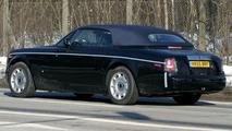 Rolls-Royce Cabrio Spy Photos